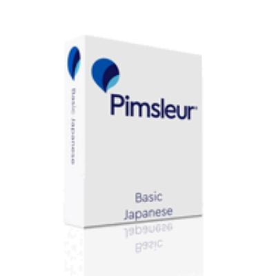 Japanese, Basic: Learn to Speak and Understand Japanese with Pimsleur Language Programs 9780743550727