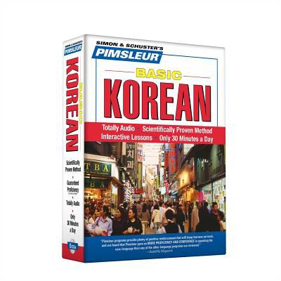 Basic Korean 9780743550826