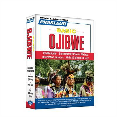 Basic Ojibwe [With CD Case] 9780743561525