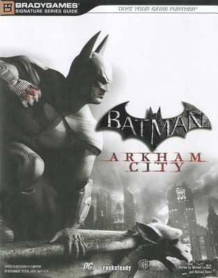 Batman: Arkham City 9780744013160