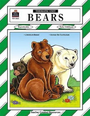 Bears Thematic Unit 9780743930628