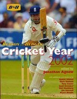 Benson and Hedges Cricket Year 2002 9780747559481