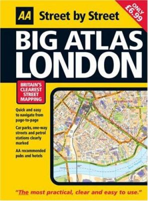 Big Atlas London 9780749551780