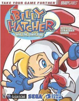 Billy Hatcher and the Giant Egg Official Strategy Guide 9780744003338