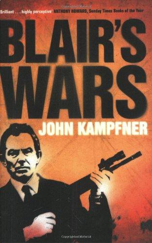 Blair's Wars 9780743248303