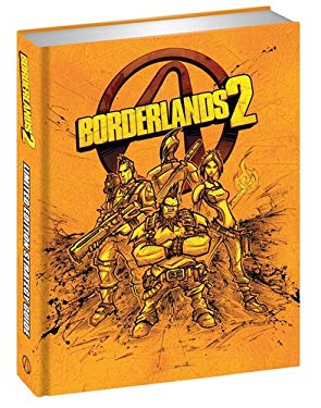 Borderlands 2 Limited Edition Strategy Guide 9780744014297