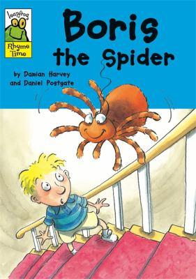 Boris the Spider 9780749677916