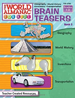 Brain Teasers from the World Almanac(r) for Kids, Book 2 9780743937832