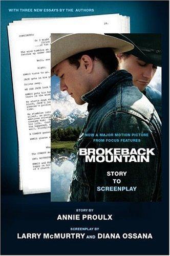 Brokeback Mountain: Story to Screenplay 9780743294164