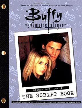 Buffy the Vampire Slayer: The Script Book Season One Vol. 2 9780743419352