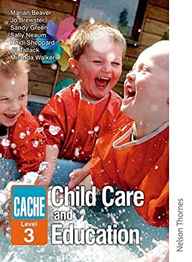 CACHE Level 3 Childcare and Education 9780748799961