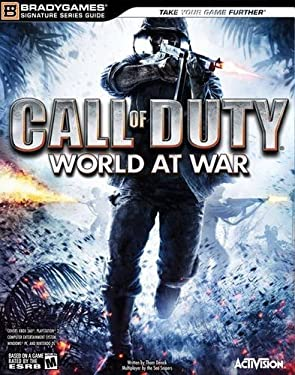 Call of Duty: World at War [With Bonus Fold-Out Poster] 9780744010565