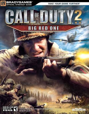 Call of Dutya 2: Big Red One Official Strategy Guide 9780744006346