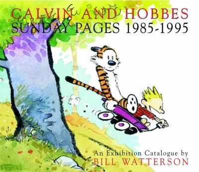 Calvin and Hobbes: Sunday Pages 1985-1995 9780740721359