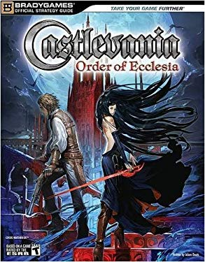 Castlevania: Order of Ecclesia 9780744010480