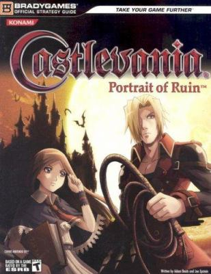 Castlevania Portrait of Ruin: Official Strategy Guide 9780744008890
