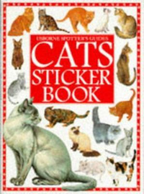 Cats Sticker Book 9780746030042