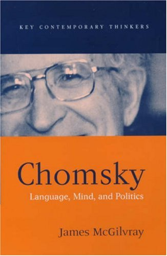 Chomsky: Language, Mind, and Politics 9780745618883