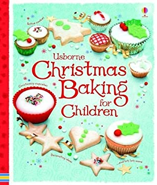 Christmas Baking Book for Children 9780746097649