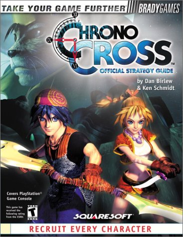 Chrono Cross Official Strategy Guide 9780744000009