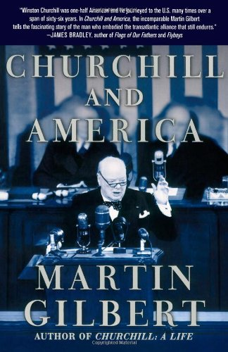 Churchill and America 9780743259934