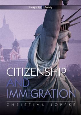 Citizenship and Immigration 9780745642352