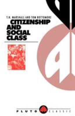 Citizenship and Social Class 9780745304762