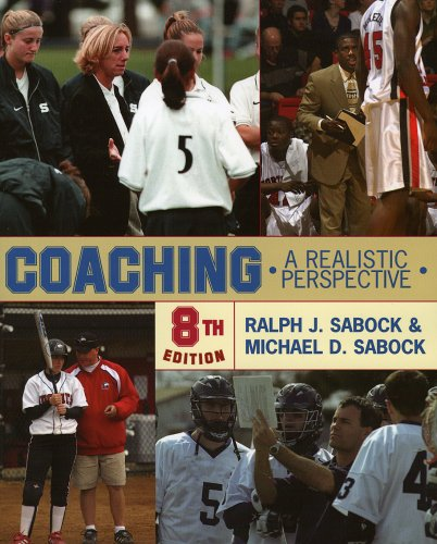 Coaching: A Realistic Perspective 9780742536357