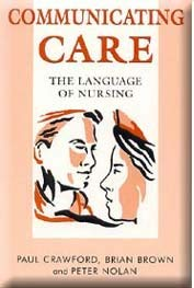Communicating Care: The Language of Nursing 9780748733064