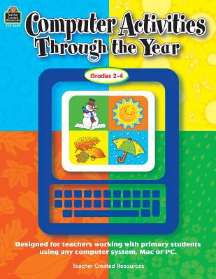 Computer Activities Through the Year: Primary