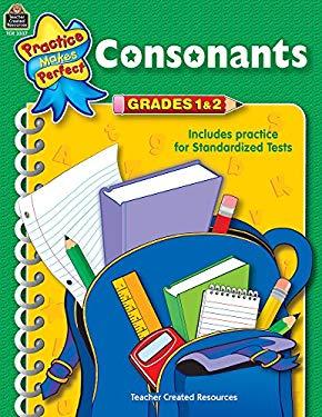 Consonants, Grades 1 & 2 9780743933377