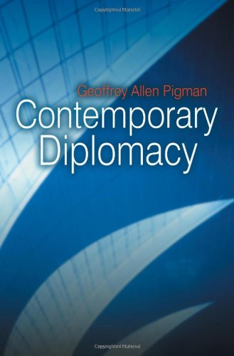 Contemporary Diplomacy: Representation and Communication in a Globalized World 9780745642802