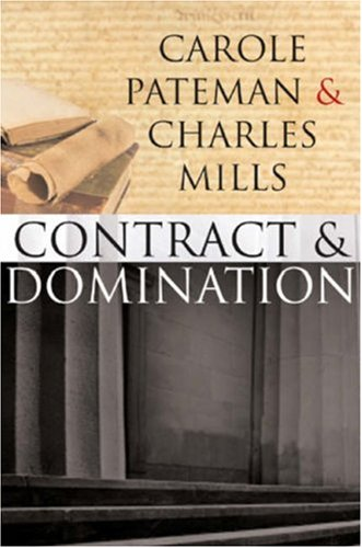 Contract and Domination 9780745640044