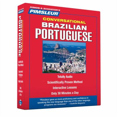 Conversational Brazilian Portuguese 9780743550444