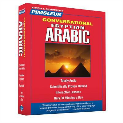Conversational Egyptian Arabic: Egyptian 9780743551151