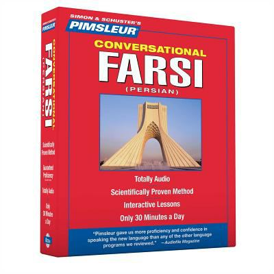 Conversational Farsi: (Persian) 9780743551182