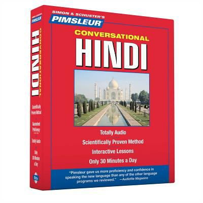 Conversational Hindi [With CD Case] 9780743552578