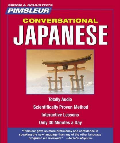 Conversational Japanese 9780743550468