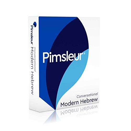 Conversational Modern Hebrew 9780743551199