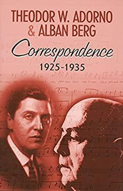 Correspondence 1925-1935 9780745623351