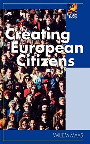 Creating European Citizens 9780742554856