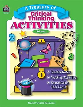 Critical Thinking Activities (Primary) 9780743936170