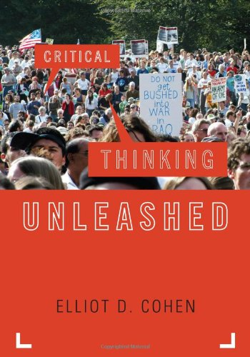 Critical Thinking Unleashed 9780742564312