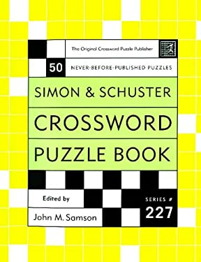 Crossword Puzzle Book, Series 227 9780743222679