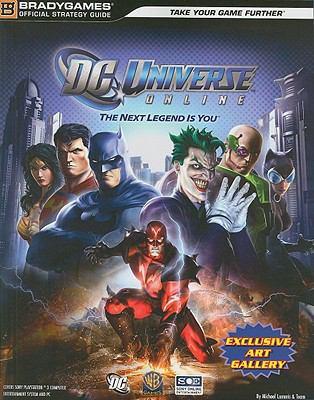 DC Universe Online 9780744012798