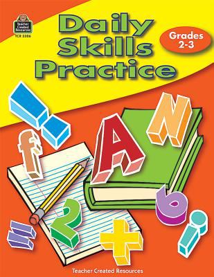Daily Skills Practice Grades 2-3 9780743933063