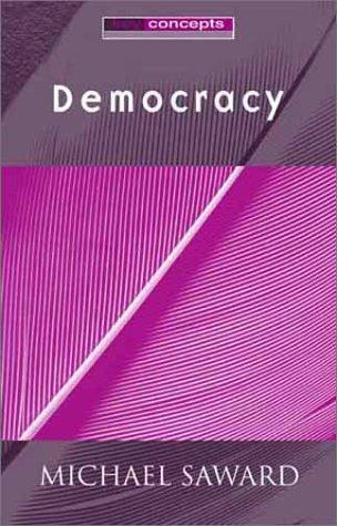 Democracy 9780745623504