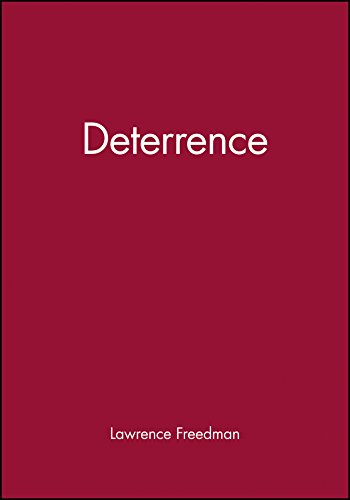 Deterrence 9780745631127