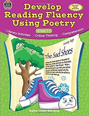 Develop Reading Fluency Using Poetry, Grades 2-4 9780743933698