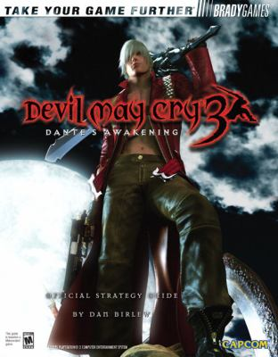 Devil May Cry 3 Official Strategy Guide 9780744004397